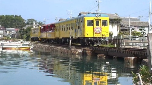 島原鉄道トロッコ列車